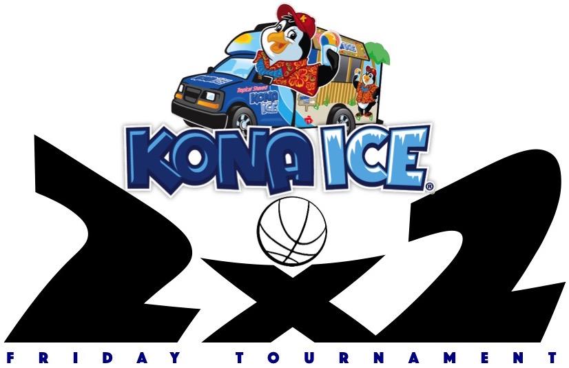 Kona Ice Friday 2x2 Tourney